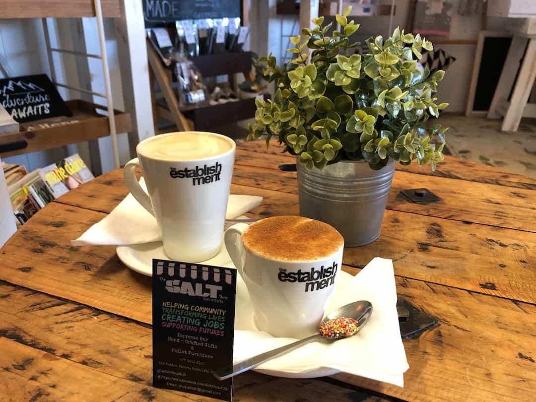 salt cafe social enterprise cafes