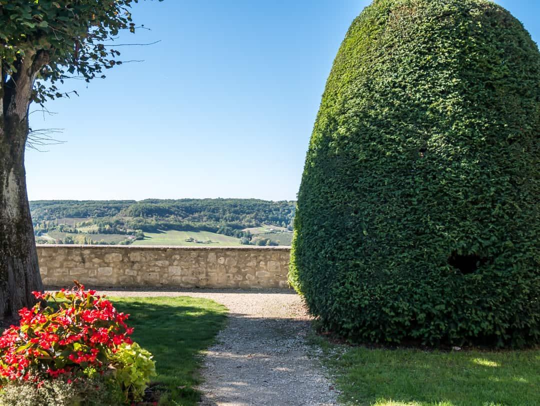 tournon garden