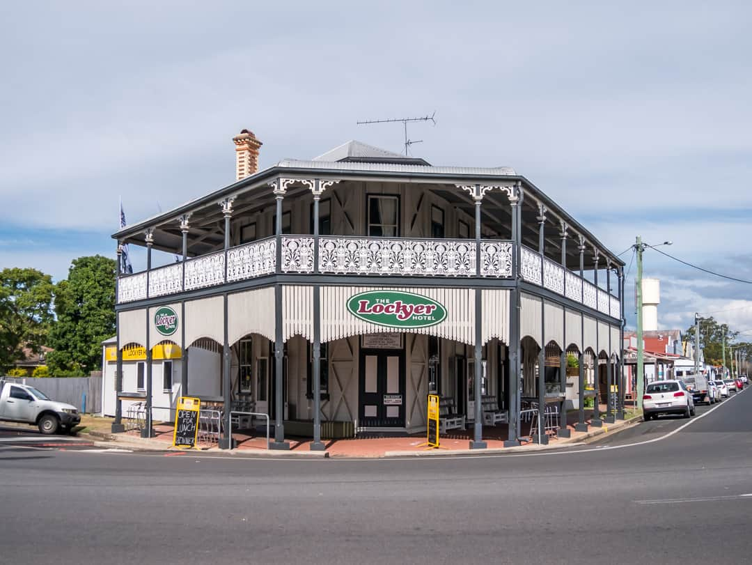 Lockyer Valley hotel