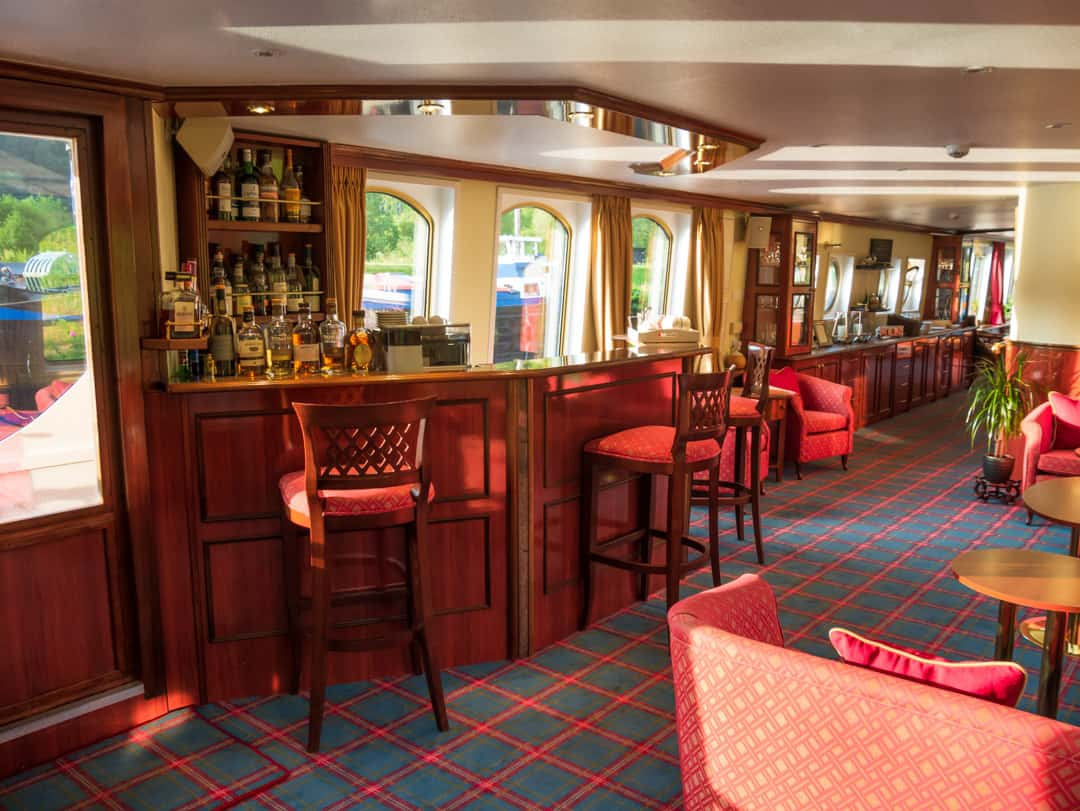 Spirit of Scotland bar