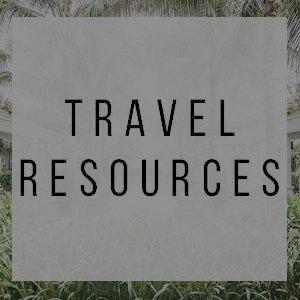 TRAVEL RESOURCES SIDEBAR