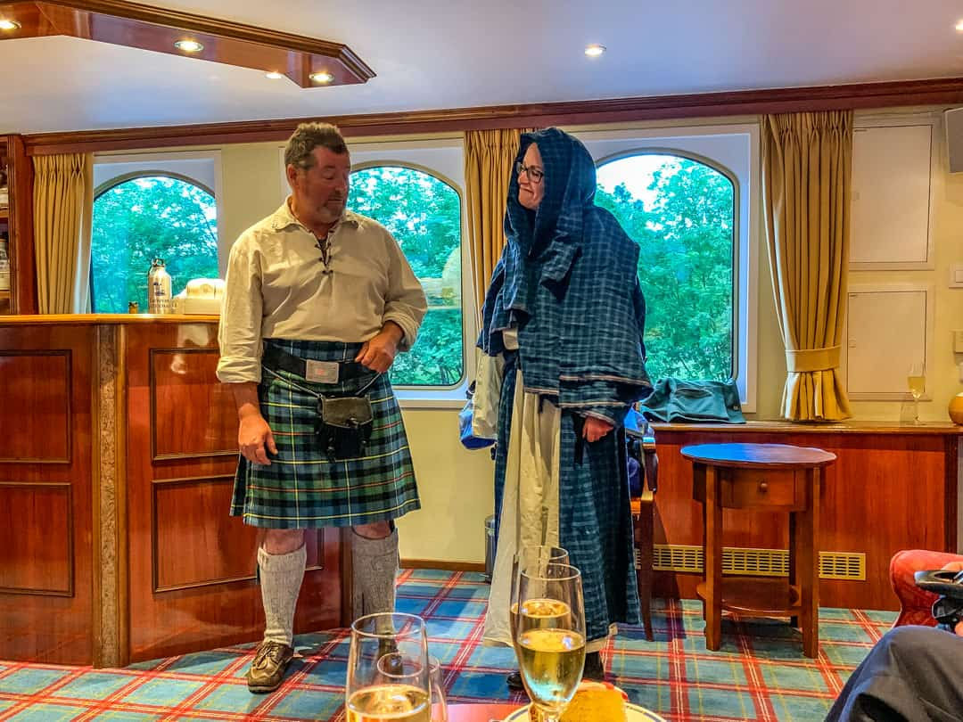 storytelling with kilts