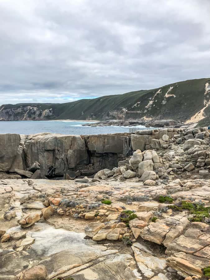 albany coast