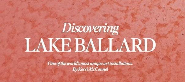 lake ballard article