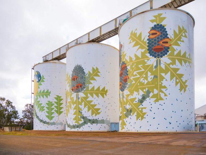 ravensthorpe silos