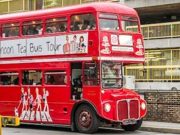 london afternoon tea bus routemaster feature