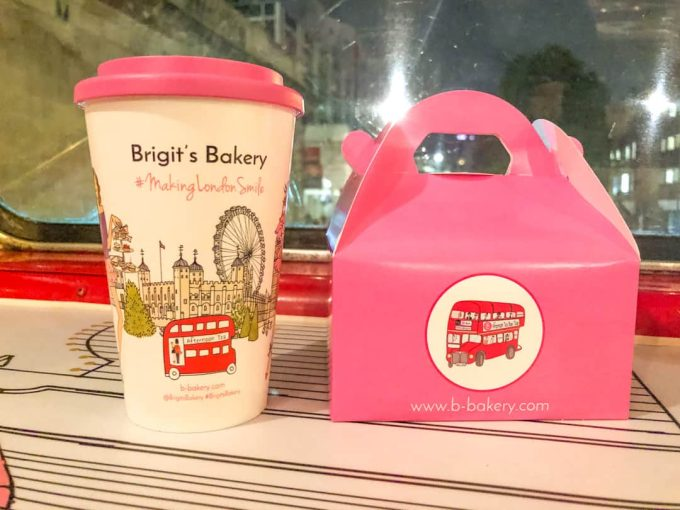 london afternoon tea take home box