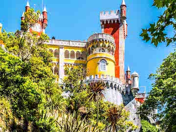 pena palace sintra portugal FEATURE