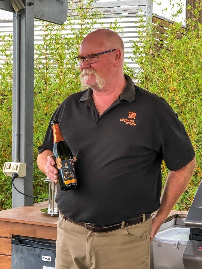 peter mcglashan winemaker ridgemill estate
