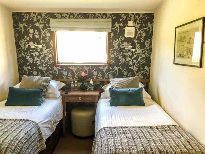 savoir vivre twin cabin