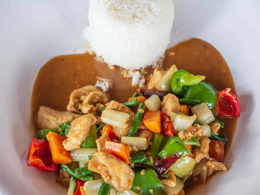 fijian chilli chicken