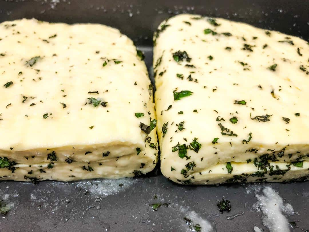 how to make halloumi cheese