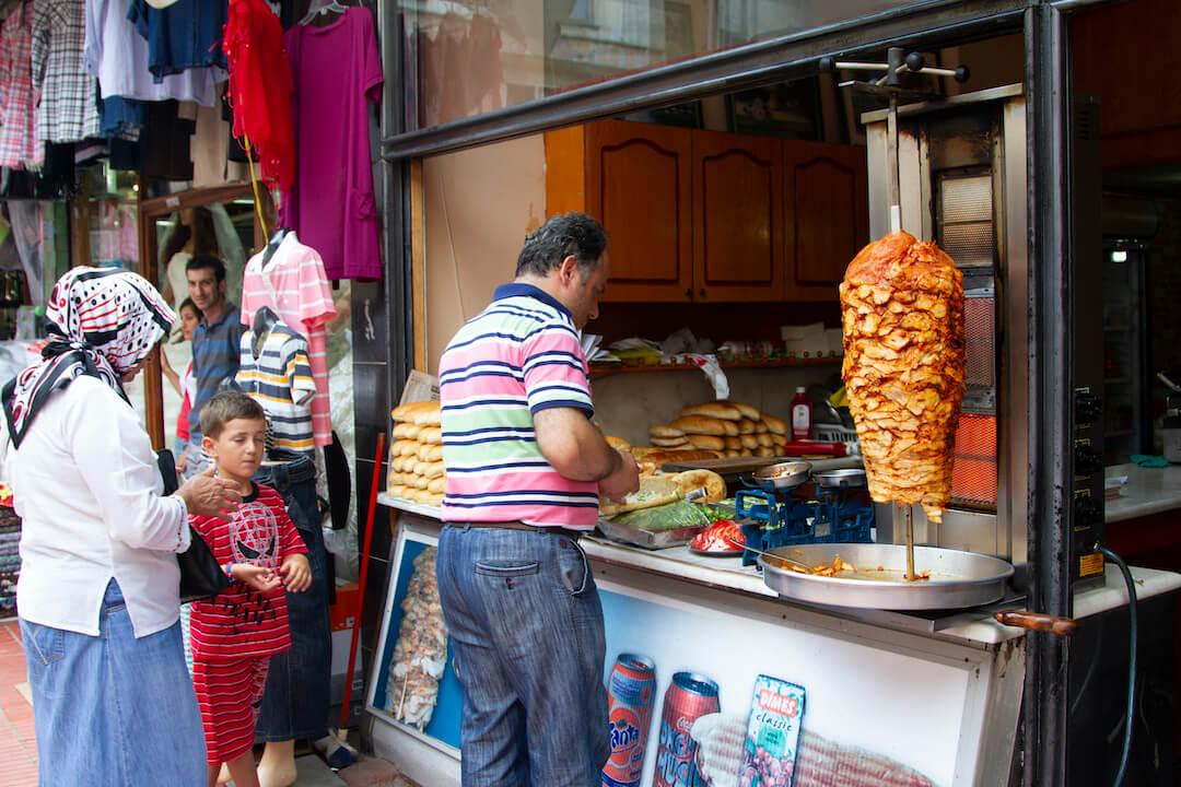 doner kebab turkey