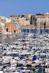 THINGS TO DO <br>IN <br>VALLETTA MALTA