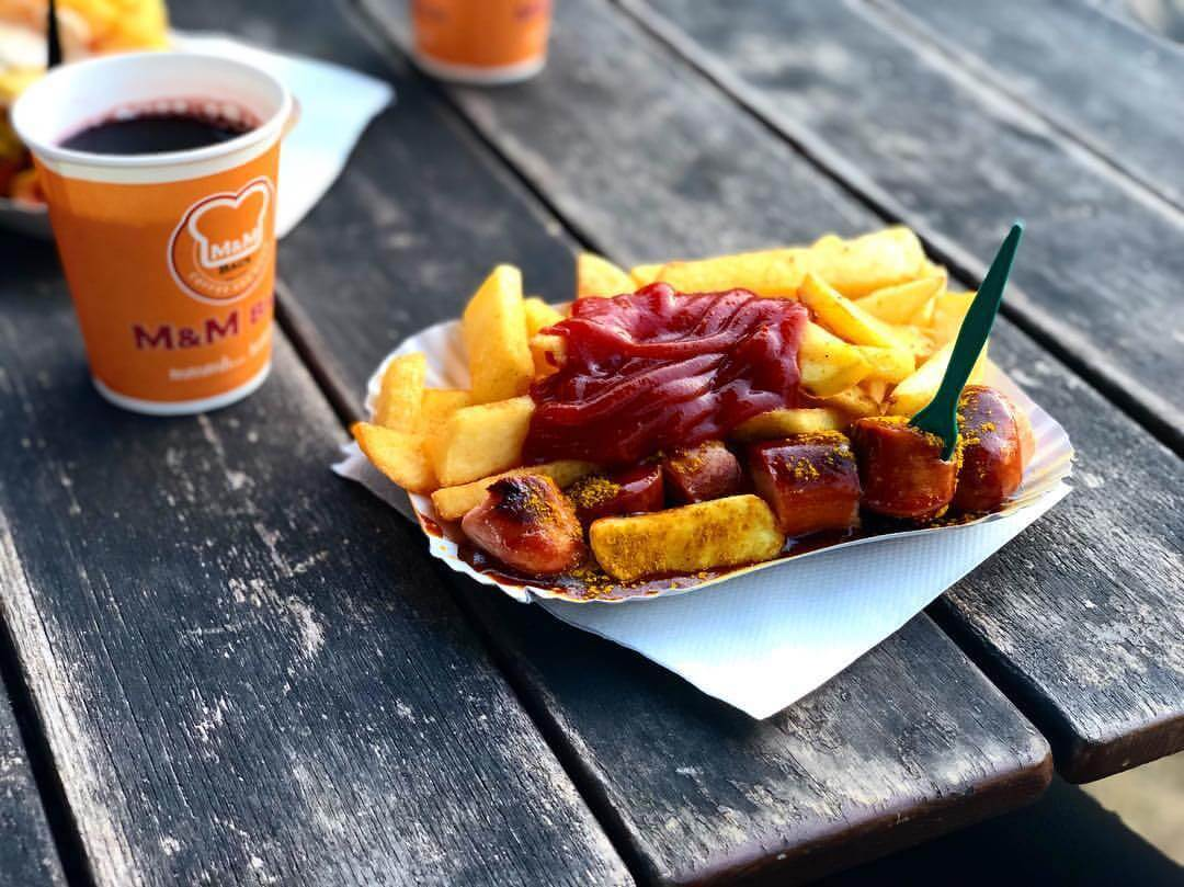 Currywurst © Ivan Tannenberg Image used with permission