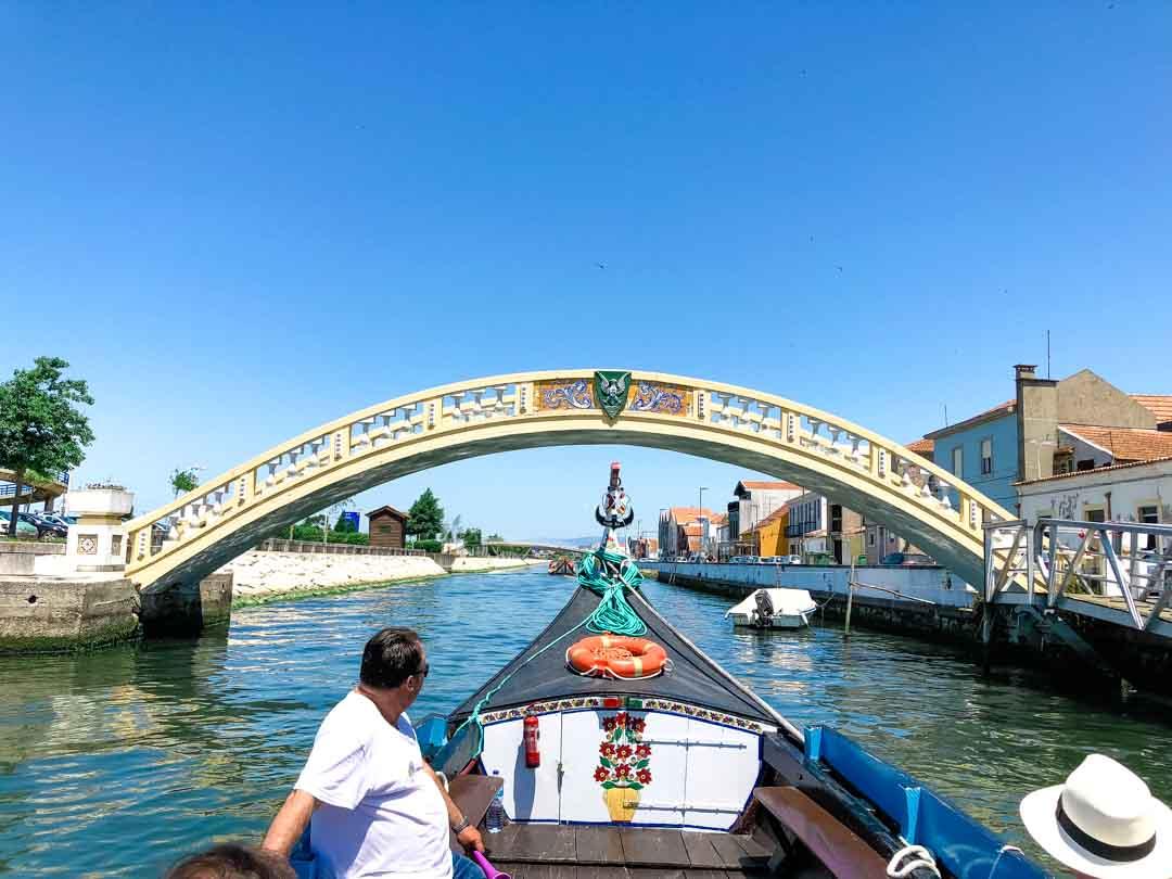 Carcavelos Bridge aveiro