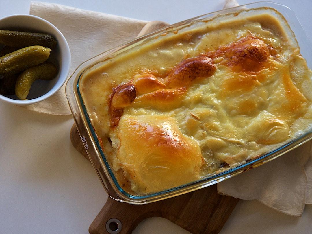 French tartiflette recipe