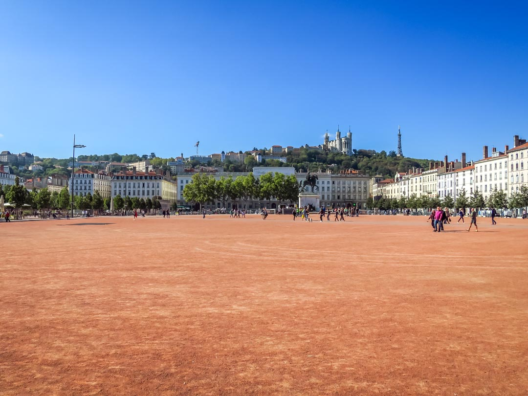 bellecour place lyon
