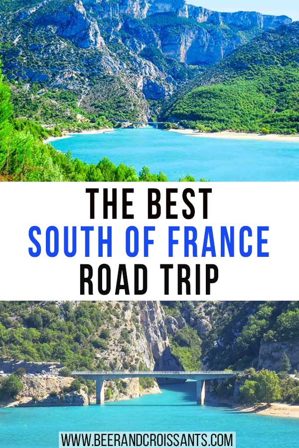 best-south-of-france-road-trip