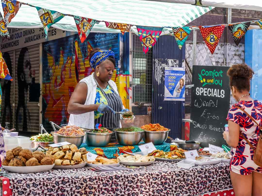brixton street food