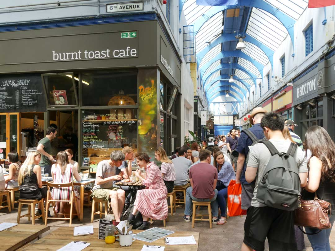 burnt toast cafe