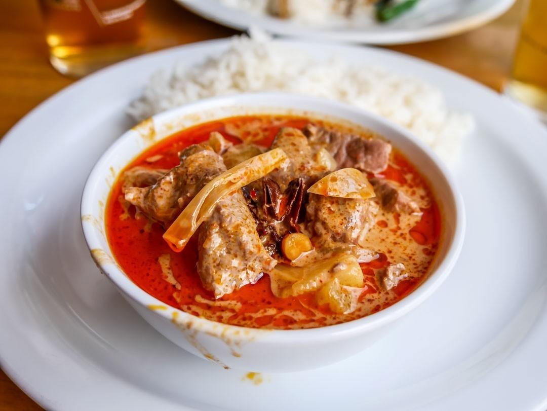 kaosarn curry