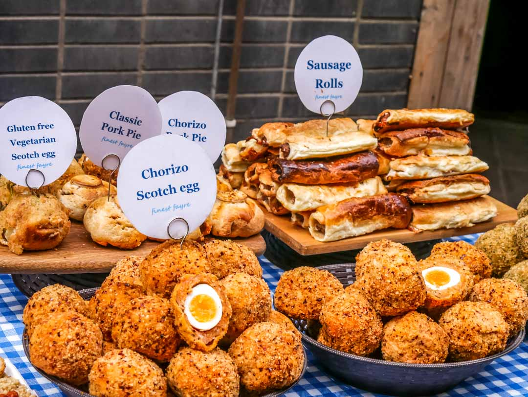 maltby street market london finest fayre