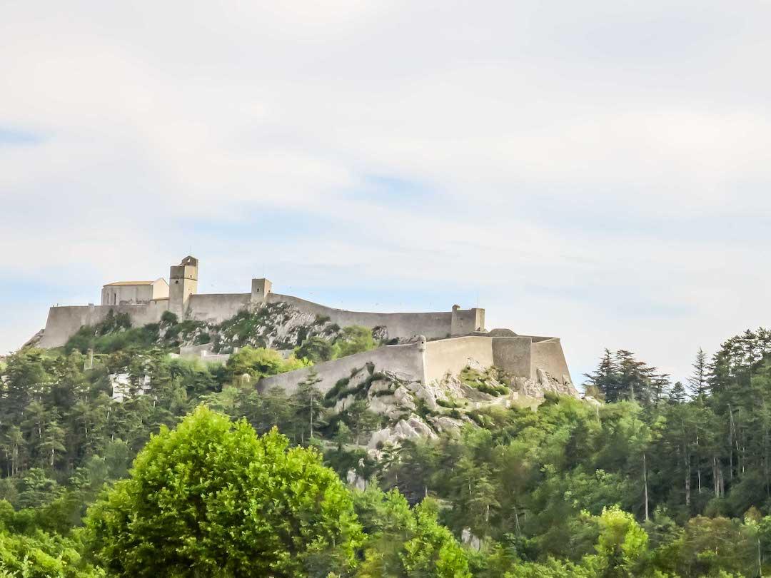 sisteron-citadel