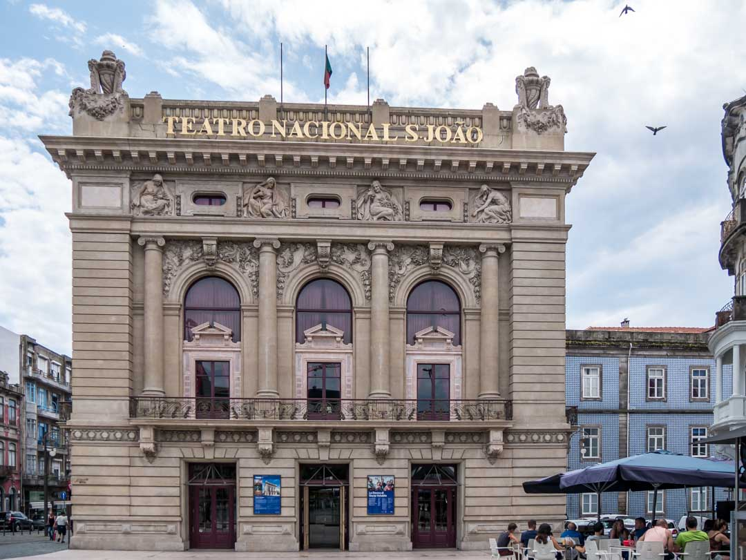 Teatro Nacional Sao Joao