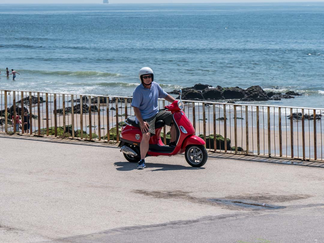 vespa in foz region