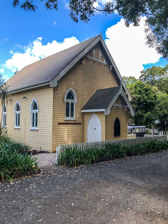 gwinganna tweed heads methodist chruch