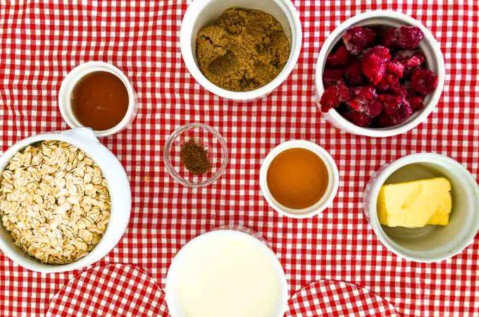 cranachan a simple scottish dessert ingredients
