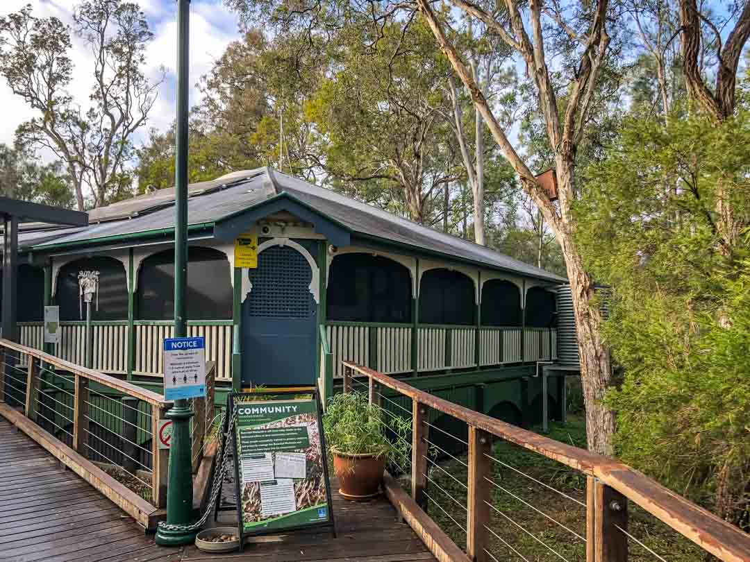 boondall wetlands environment centre